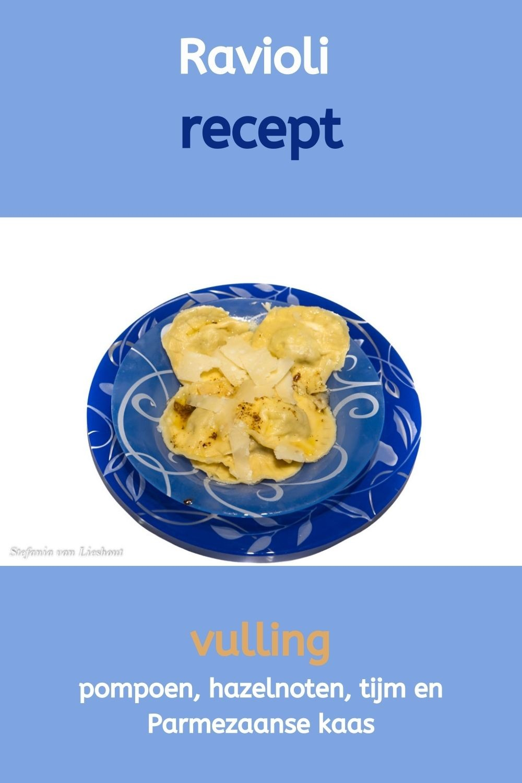 recept ravioli