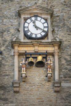 Carfax Tower Clock