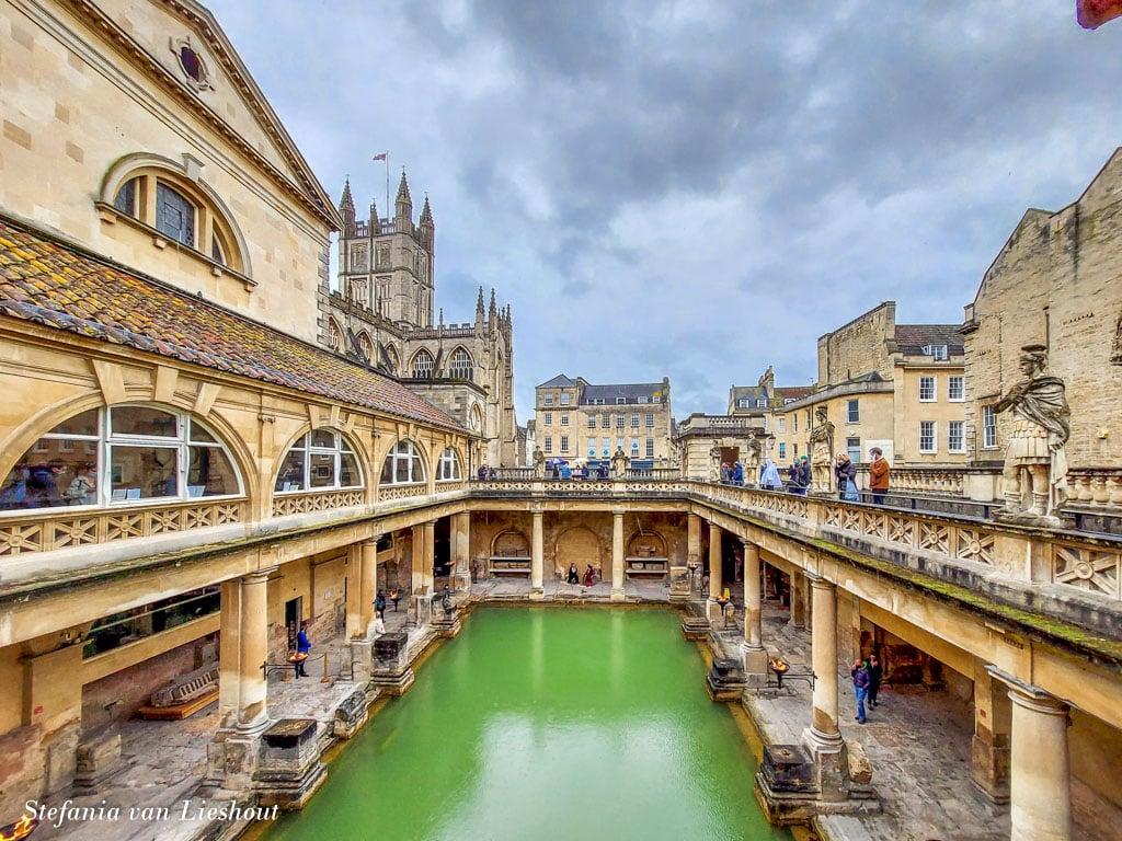 Bath Romeinse baden