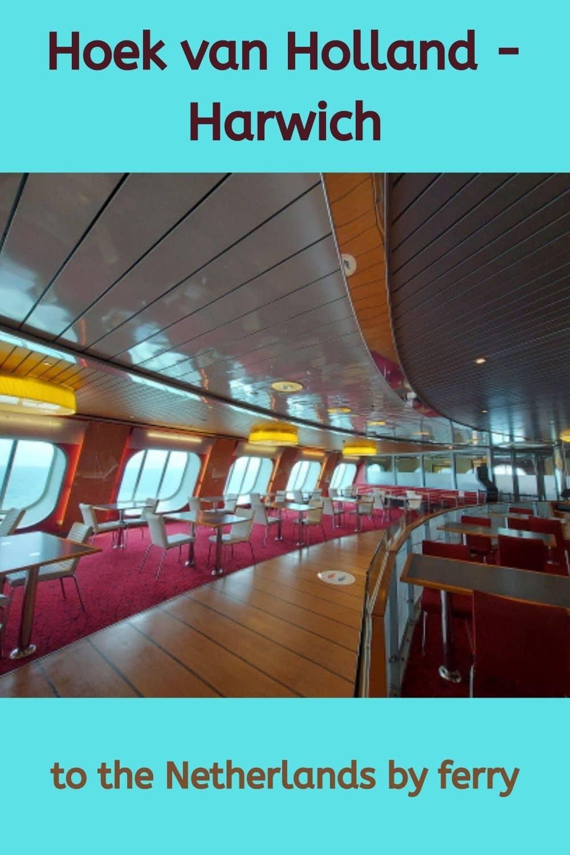 ferry UK Netherlands