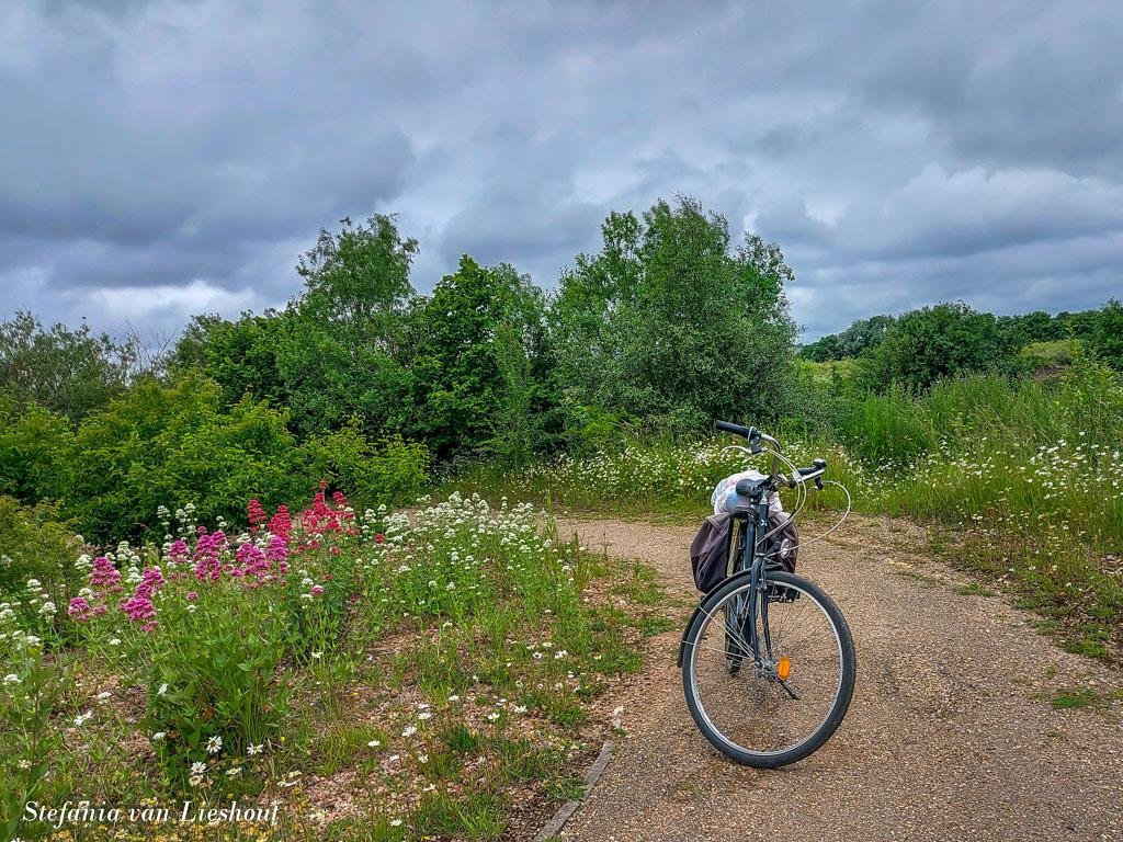 fietstocht Engeland