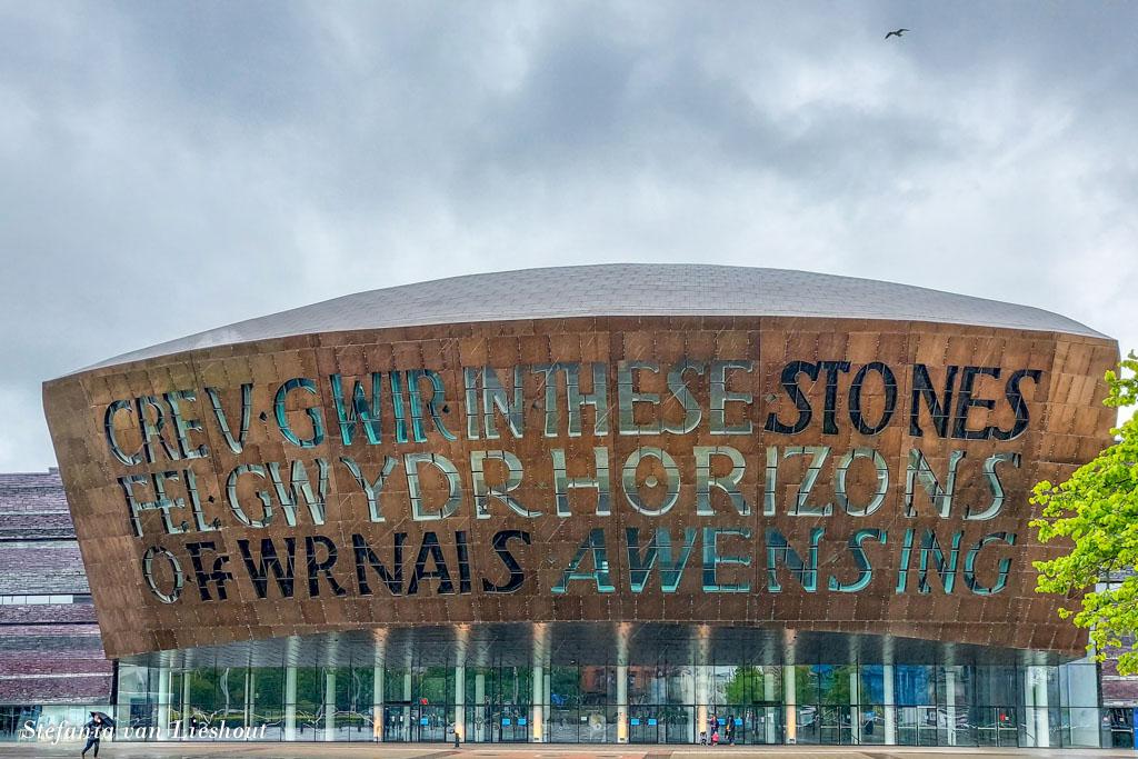 Wales Millennium Centre (