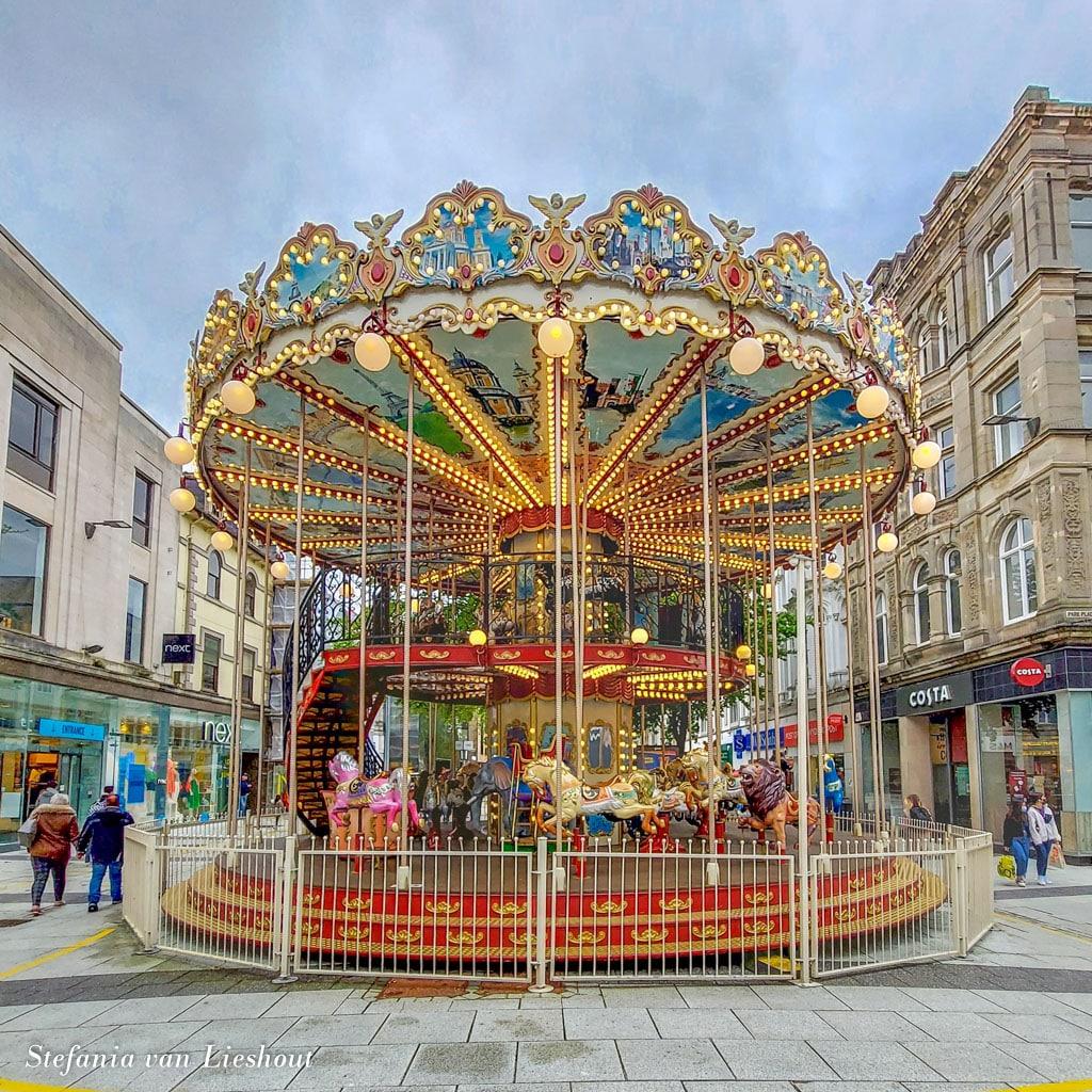 Cardiff centre