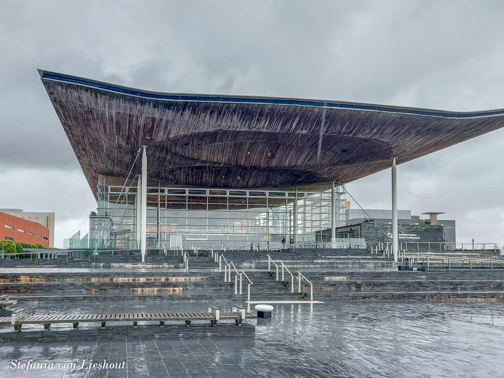 Cardiff parliament