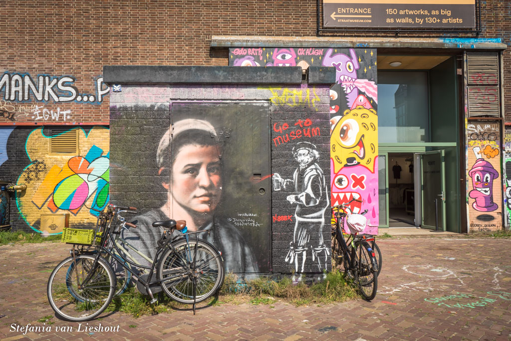 NDSM-plein Amsterdam