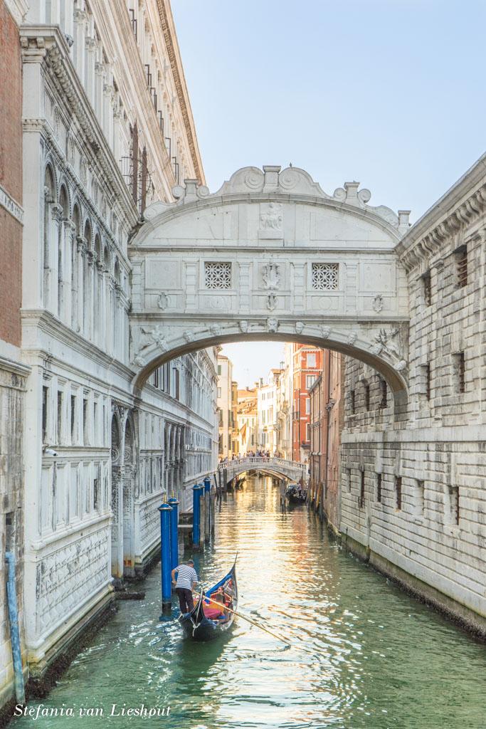 Venetië brug der zuchten