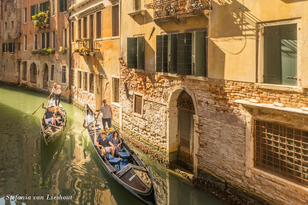 Venetië grachten